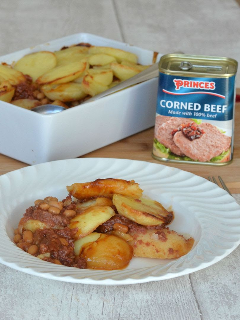 Corned Beef Hash Hotpot
