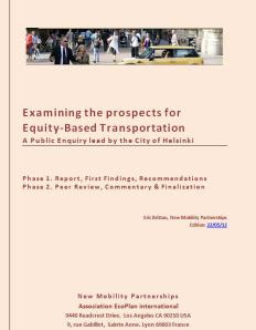 finland equity report cover