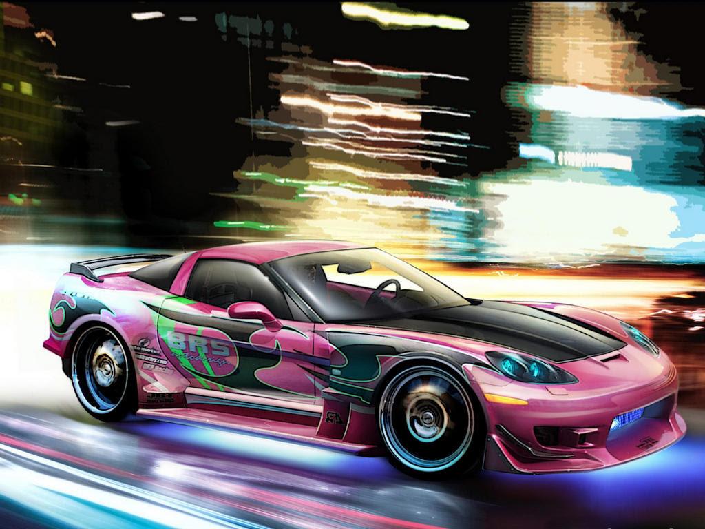 Japan Street Racing Wallpaper