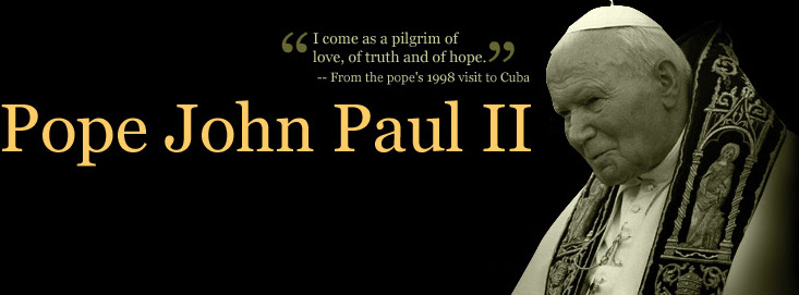 Pope John Paul Ii Special Reports From Cnncom