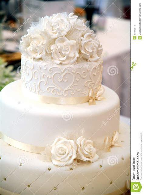 Wedding cake stock photo. Image of married, taste, flower