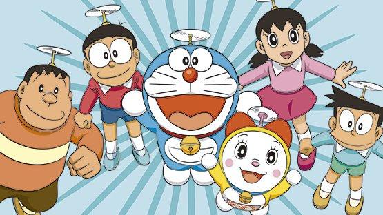 Download 4700 Koleksi Gambar Kartun Doraemon Stand By Me Gratis