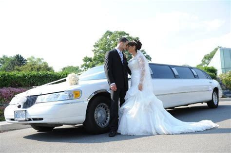 Wedding Limo Package from Citisedan Transportation