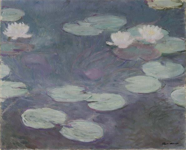 Claude Monet - näckrosor (Rom) .jpg
