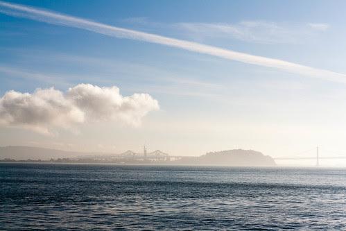 Bay Bridge and Treasure Island