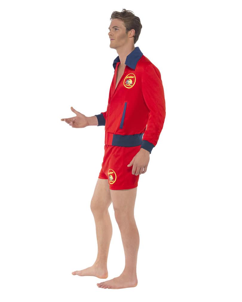 baywatch lifeguard costume  lifeguard panel  horrorshop