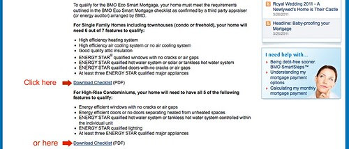 BMO Eco Smart Blog Tour