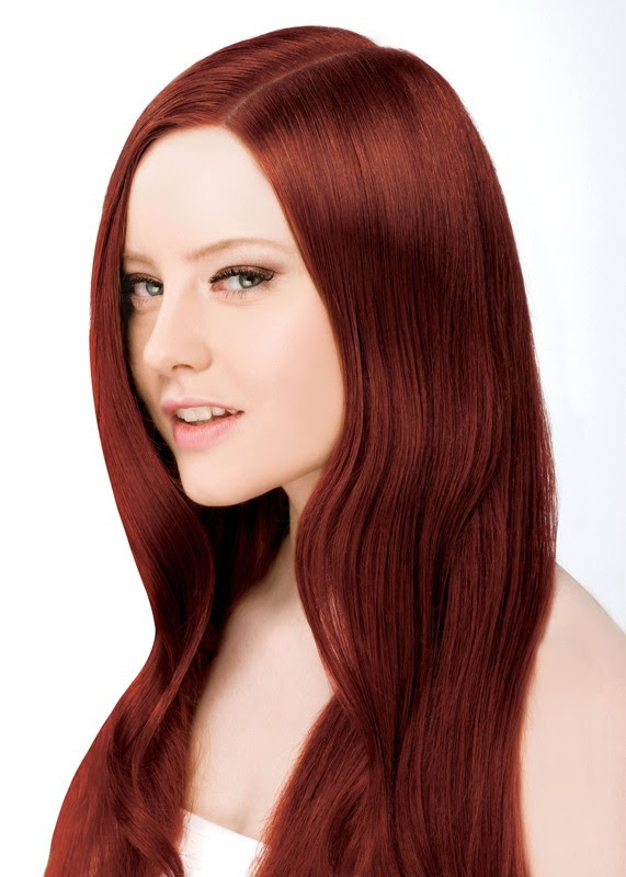 7 Sunny Copper Red Hair Colors for Bright Gals \u2013 HairstyleCamp