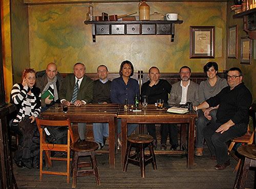 Tertulia Bilbaina en Dubliners