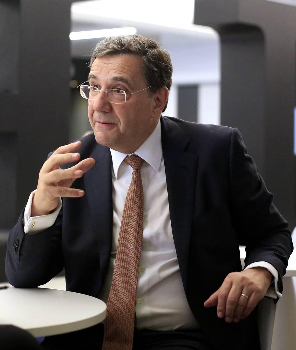 Ángel Losada, representante de la UE para el Sahel.