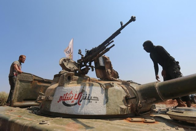 Syria: Revelations about UK media operations challenge narratives of war