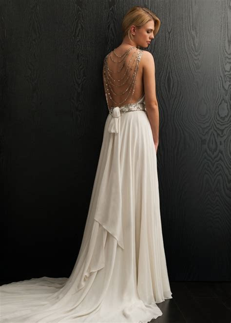 Backless Wedding Dress Amanda Wakeley ? Styleuphoria