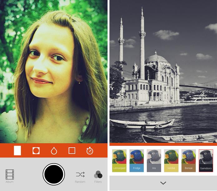 Retrica é um aplicativo de fotografia para fazer imagens vintage (Foto: Divulgação) (Foto: Retrica é um aplicativo de fotografia para fazer imagens vintage (Foto: Divulgação))