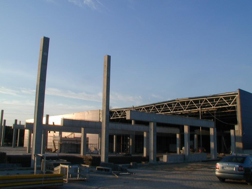 Rozbudowa Obiektu Handlowego Ikea W Poznaniu Rok 2008
