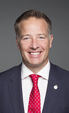 Photo - Stephen Fuhr - Click to open the Member of Parliament profile