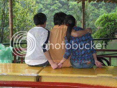 amour en Chine
