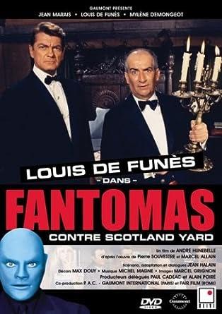 Film De Louis De Funes Fantomas