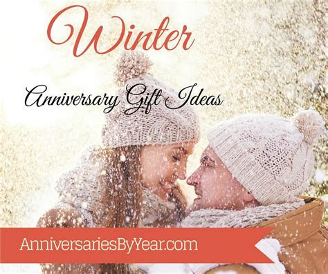 Winter Anniversary Gift Ideas   Wedding Anniversary Blog