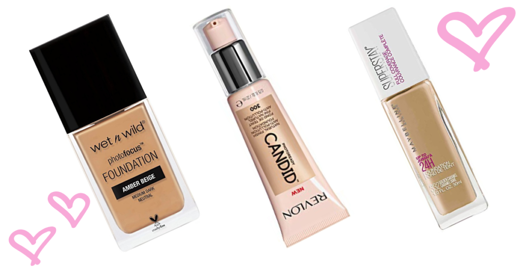 Best foundation for women over 50 in drug stores