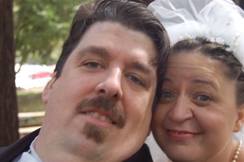 Our Wedding: arms length