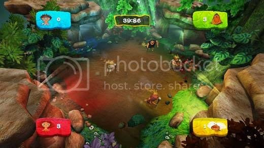 The Croods Prehistoric Party torrent Wii -WiiZARD PAL iso EUR Download