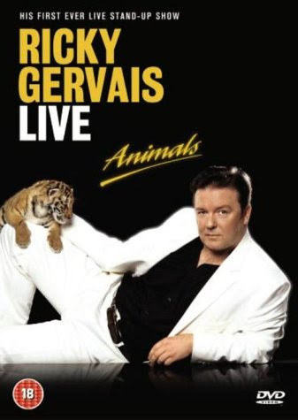 Ricky Gervais Live - Animals [2003] [DVD]