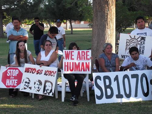 Stop SB 1070