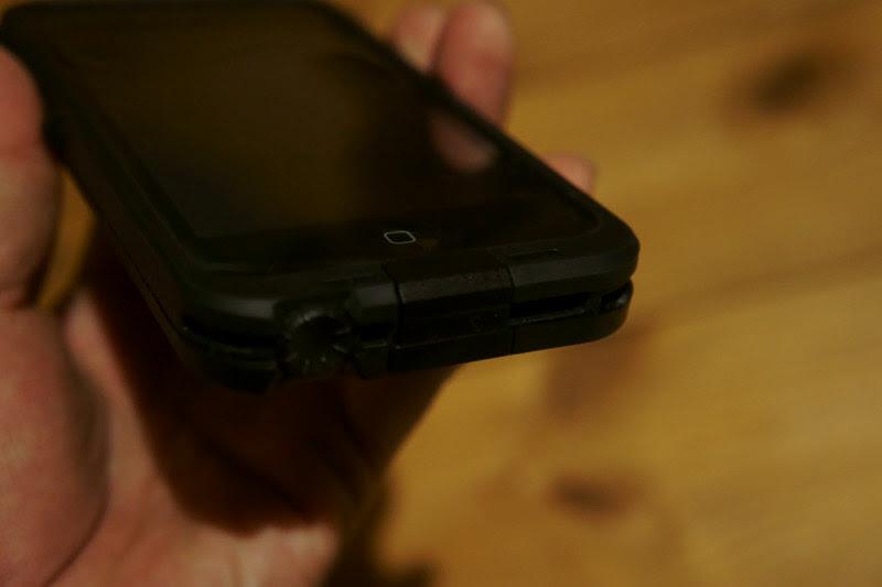 LifeProof fre iPhone 5 Case DSC04475