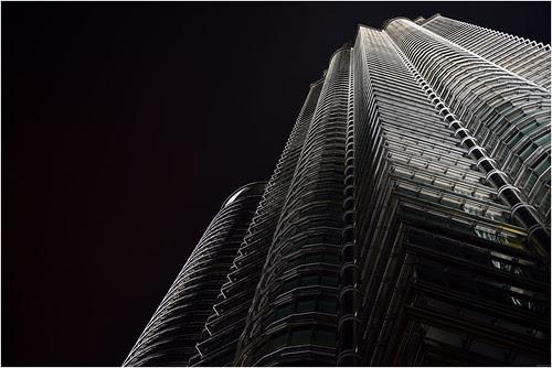 Kuala Lumpur Twin Tower by ahim yamada