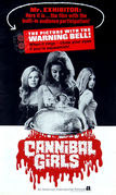 Cannibal Girls movie poster