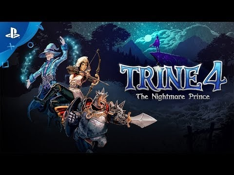 Trine 4: The Nightmare Prince Review | Gameplay