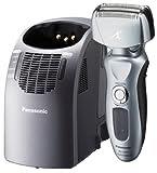 Panasonic シェーバー (4枚刃)ラムダッシュ4 (全自動洗浄充電器付) シルバー ES-LA50-S