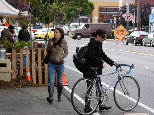 Walk, Bike, Don't Park