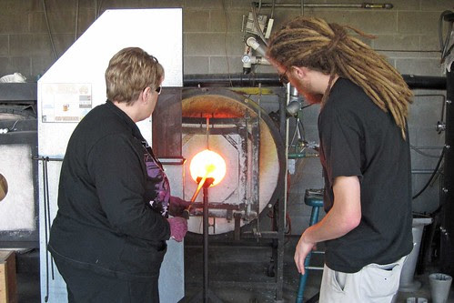 Glass Blowing 2