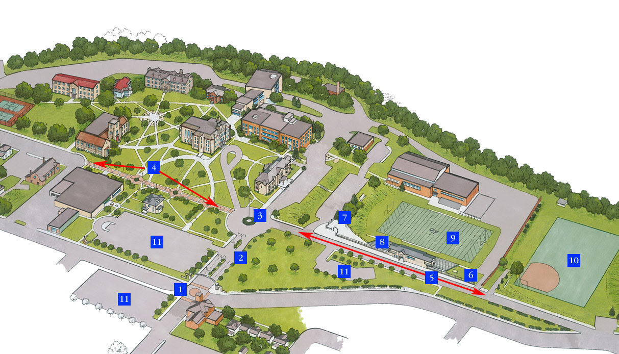 Geneva College Campus Map.Geneva College Campus Map Coupe De Cheveux Mi Long 2016