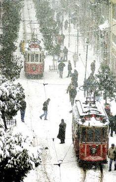winter street