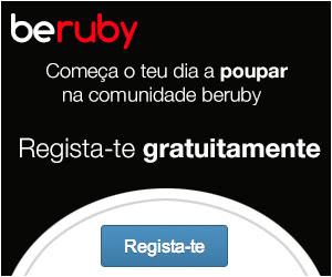 beruby.com, o portal onde podes poupar!