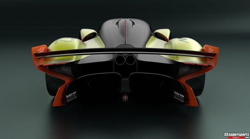 Aston Martin Valkyrie Amr Pro Built For The Tracks Sssupersports Com