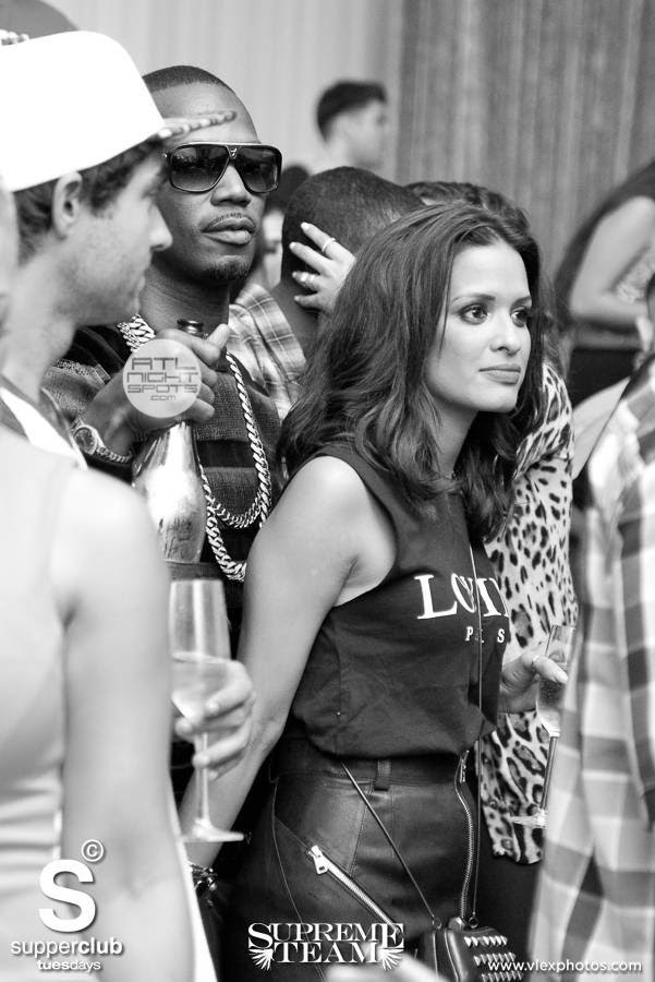 Juicy J + Rocsi Diaz