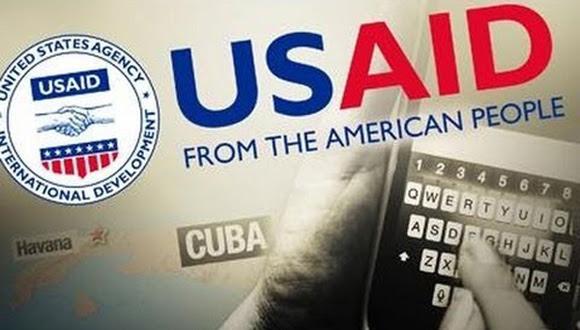 La Agencia Estadounidense para la Ayuda al Desarrollo no ha sido la única organización utilizada como fachada en las operaciones encubiertas contra Cuba utilizando las nuevas tecnologías. Foto: Tomada de Juventud Rebelde.