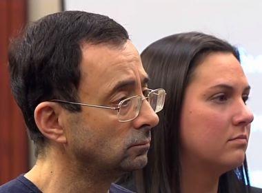 Médico é condenado a até 175 anos de prisão após abusar de ginastas nos EUA