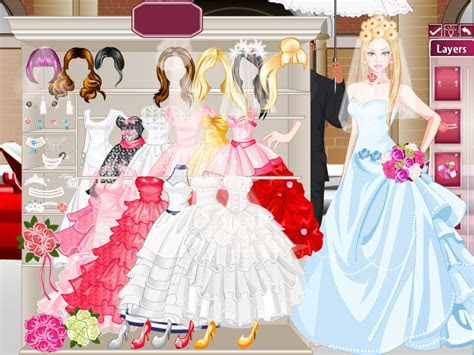 Wedding Dressup by willbeyou on DeviantArt