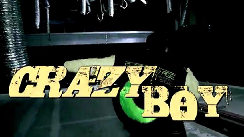 New Champ - Swag 7 + Crazy boy   PopScreen