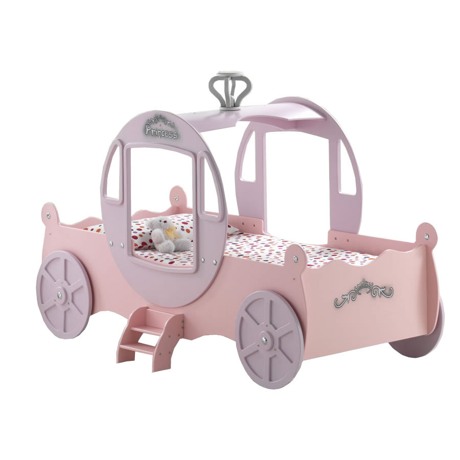 Princess Carriage Bed | Home Interior Design, Kitchen and Bathroom ...