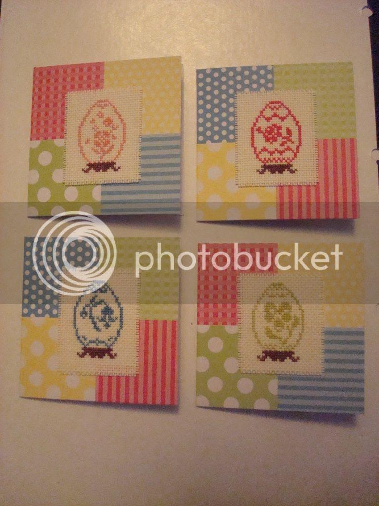 DSC03128EasterCards.jpg Easter Cards La Comtesse