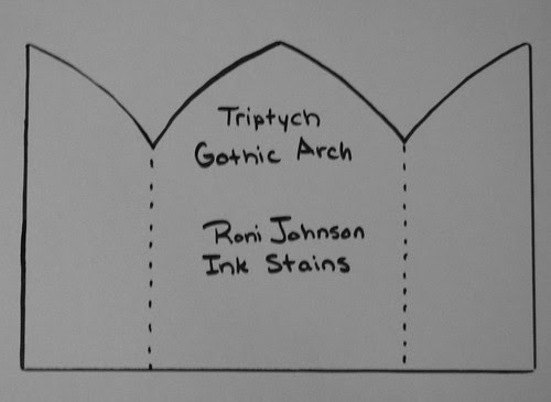 Gothic Arch Templates 001
