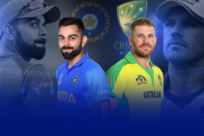 AUS VS IND : भारत को मिला 187  रनों का लक्ष्य