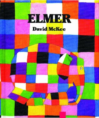 Cover Art for Elmer