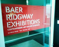 Baer ridgeway exhibitions