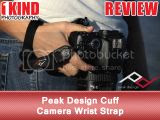 Review: Peak Design Cuff Camera Wrist Strap